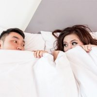 What Do You Do When You Wake Up With A Stranger In Your Bed?