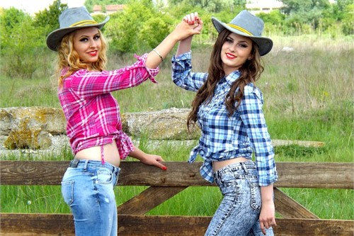 Where The Cowgirls Are